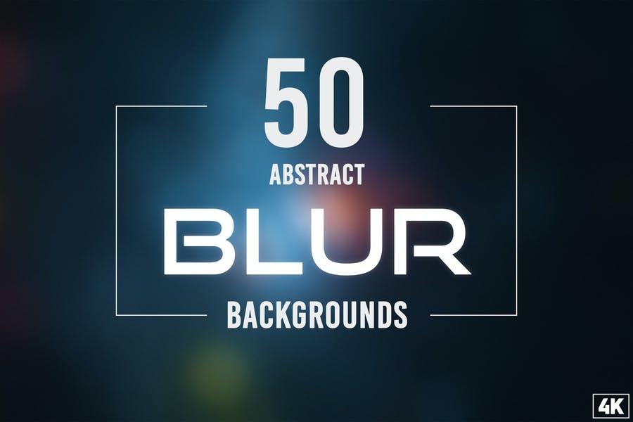 50 4K Blurred StyleBackgrounds