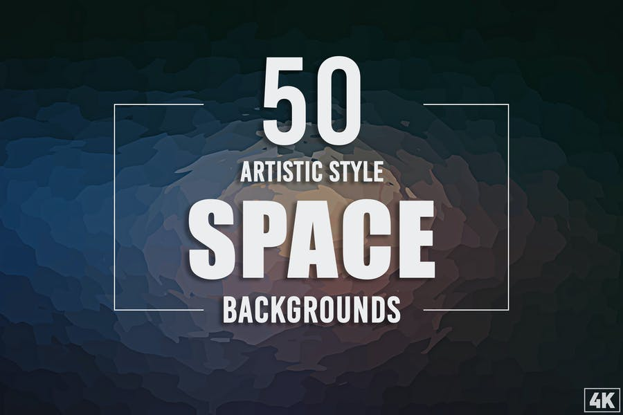 50 Artistic Space Backgrounds