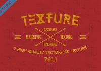 Free halftone textures