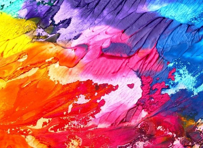 Abstract Art Background Design