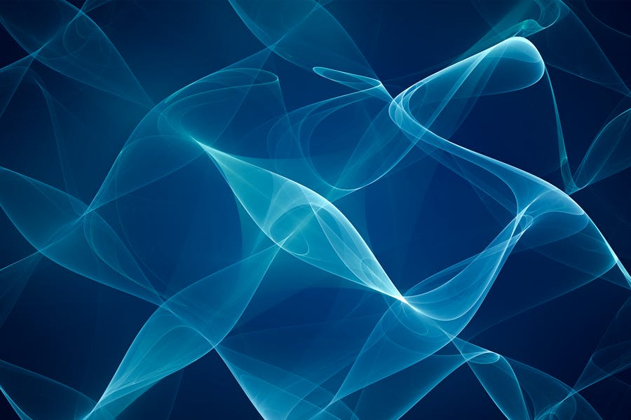 Abstract Blue Backgrounds Design