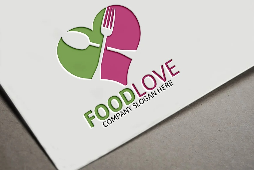 Abstract Catering Logo Designs