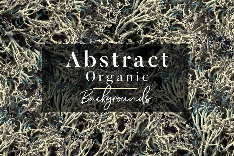 Abstract Organic Background Designs