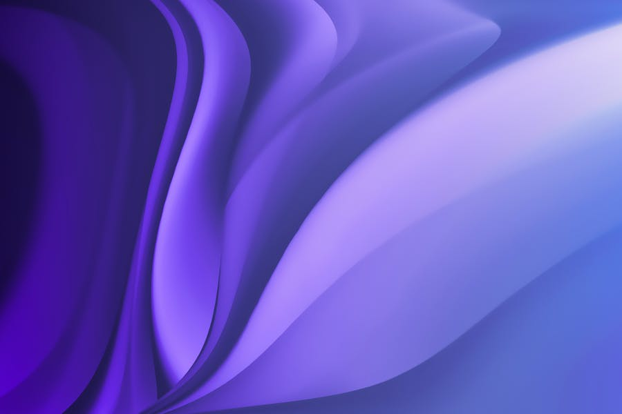 Abstract Purple Background design