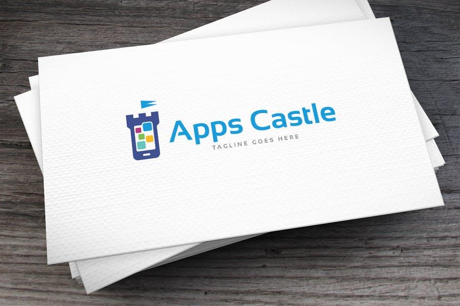 Apps Castle Identity Design