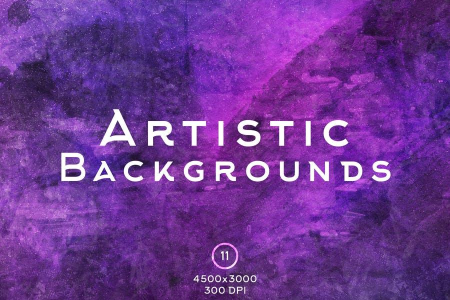 Artistic Backgrounds Design