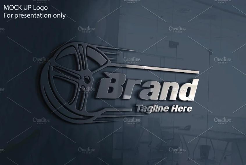 Automobile Repairing Logo Templates