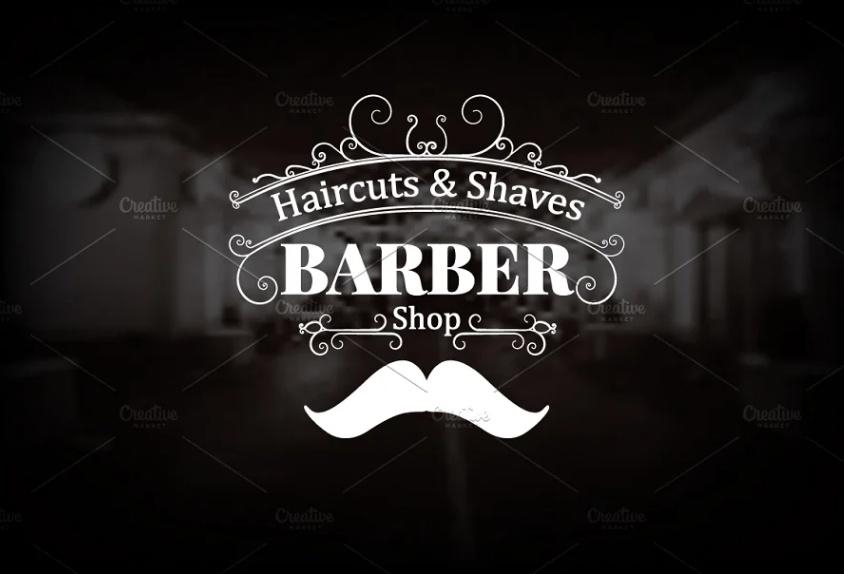Barber Shop Logo Designs