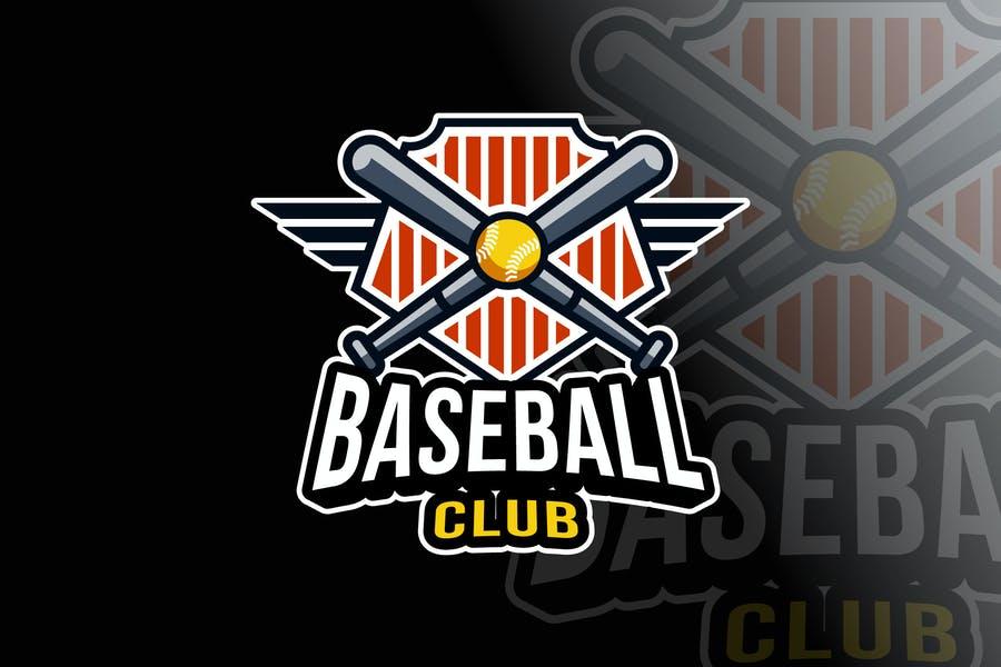 Baseball Club Branding Design