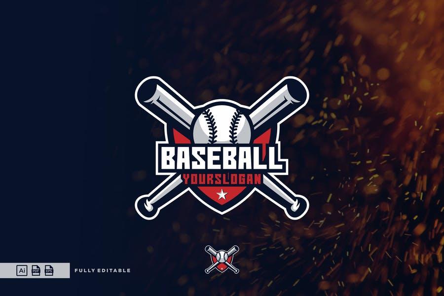 Baseball Team Logo Designs