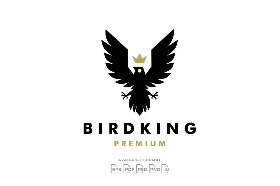 Bird King Branding Design