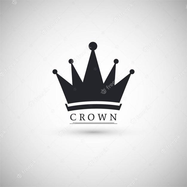 Black Style Crown Logo