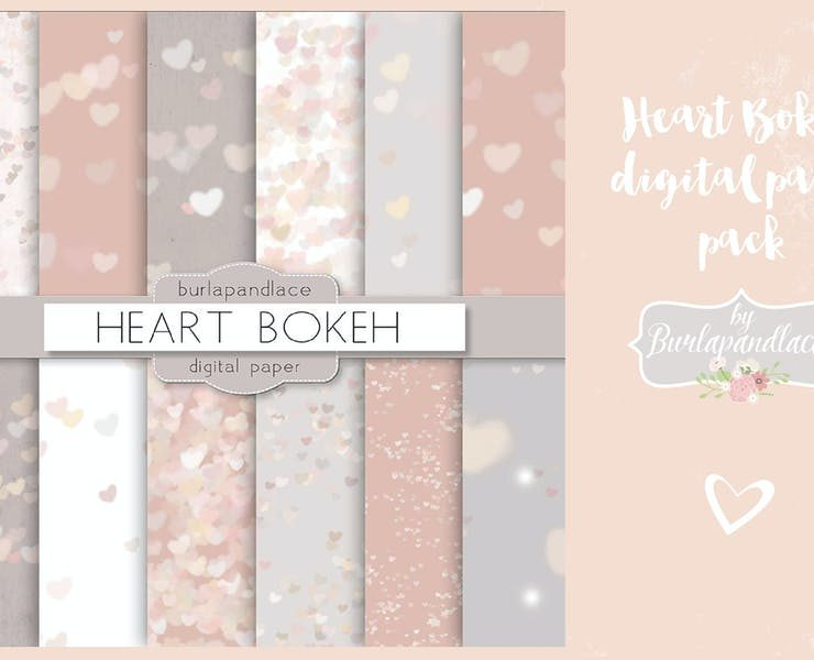 21+ Creative Heart Backgrounds PNG JPG Download