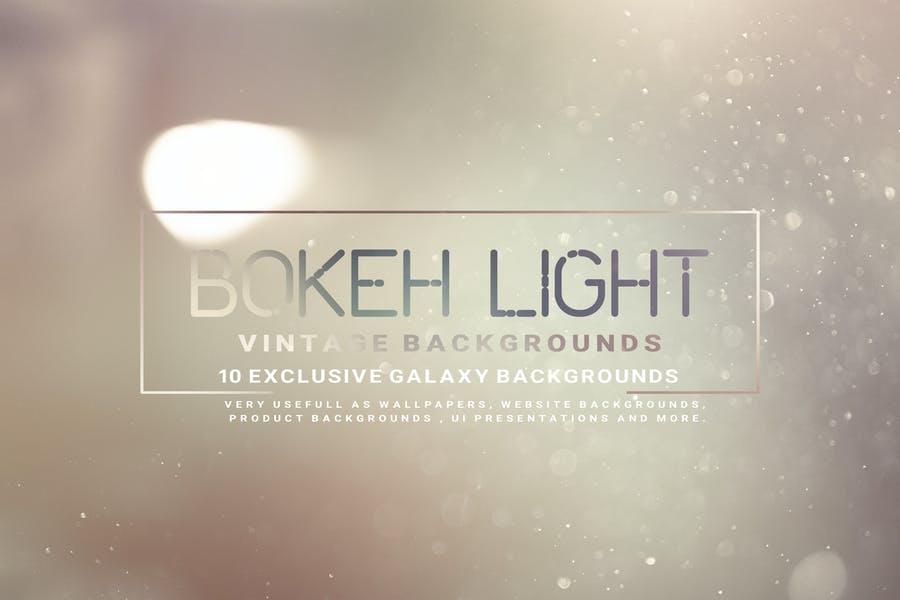 Bokeh Light Backgrounds