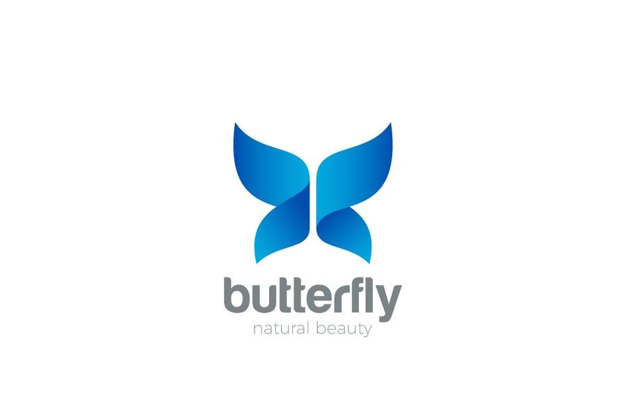 Butterfly Wings Identity Design