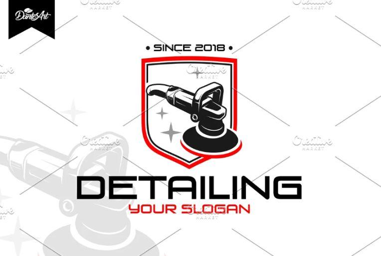 Car Detailing Logo Templates