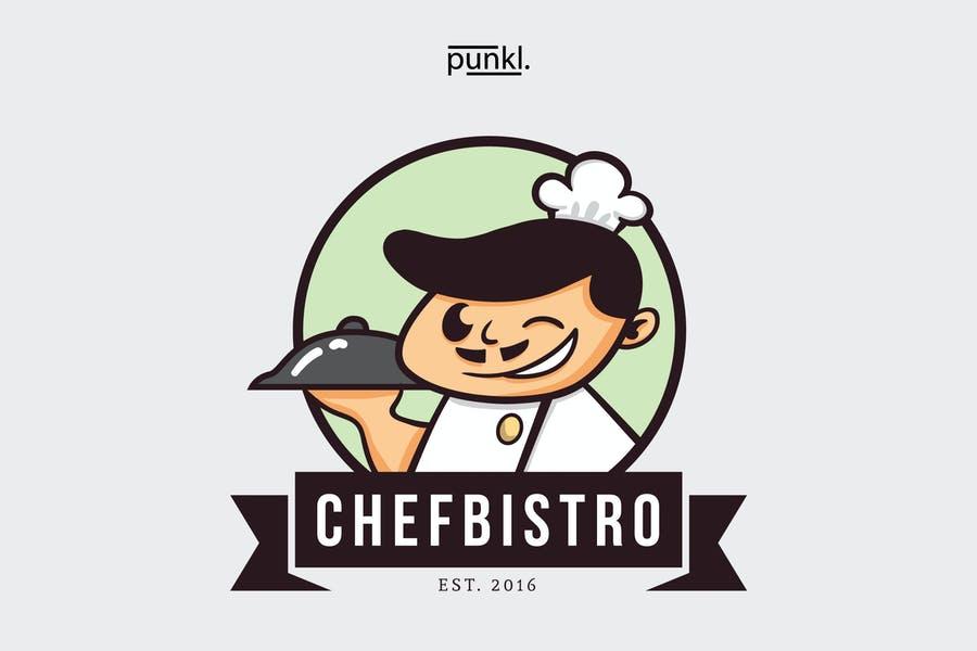 Chef Bristo Logo Design
