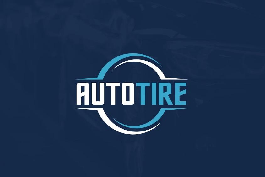 Circular Tire Logotype Design