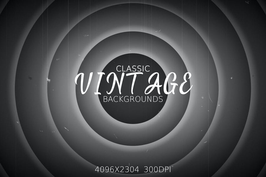 Classic Vintage Style Backgrounds