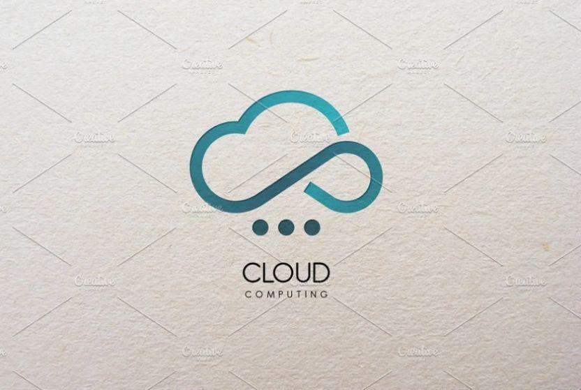 Cloud Computing Logo Design