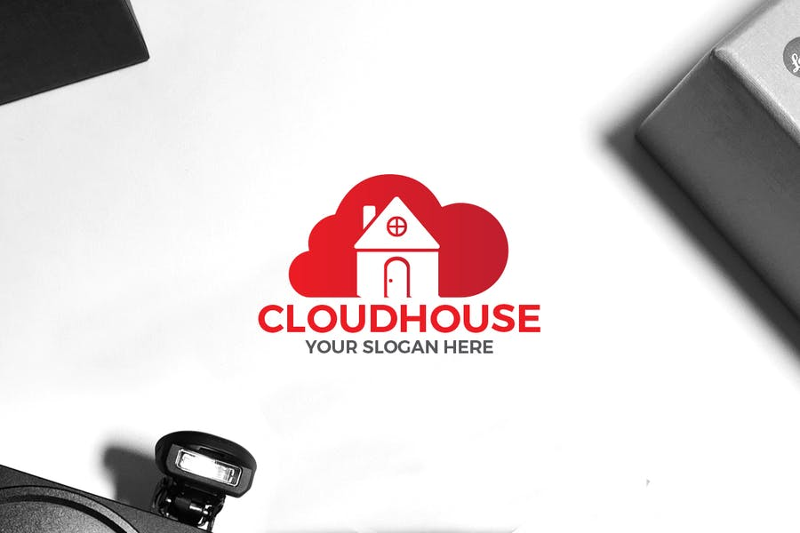 Cloud Style Logotype