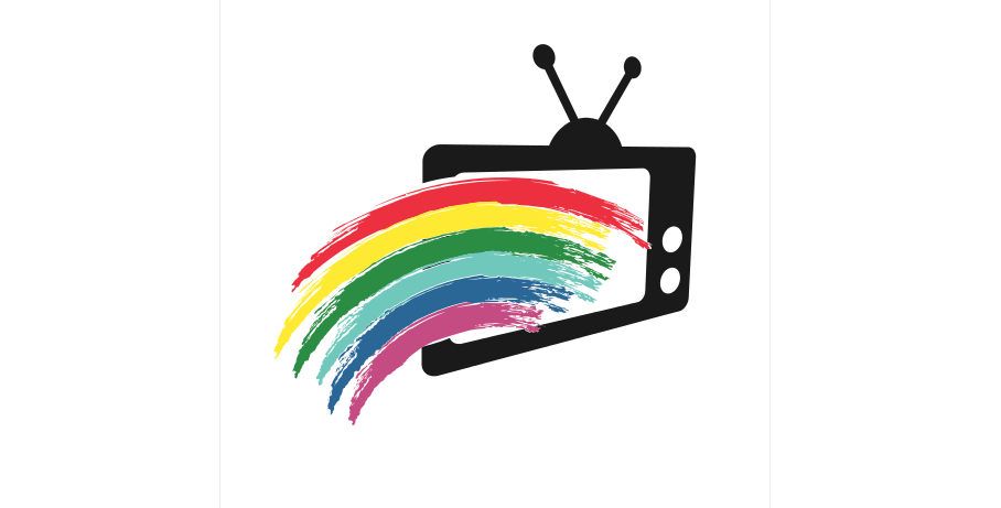 Colorful TV Logo Design