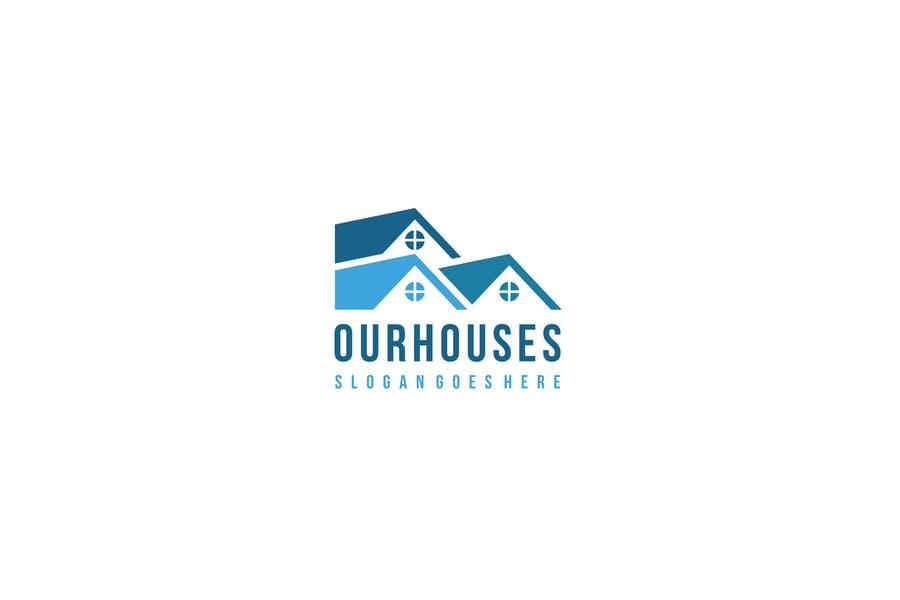 Community House Identity Design