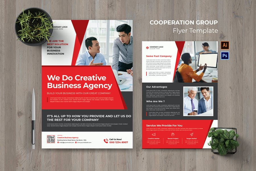 Cooperation Group Flyer