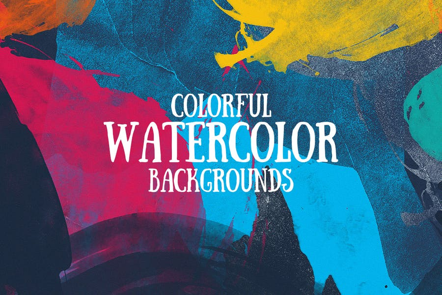 Creative Colorful Style Backgrounds