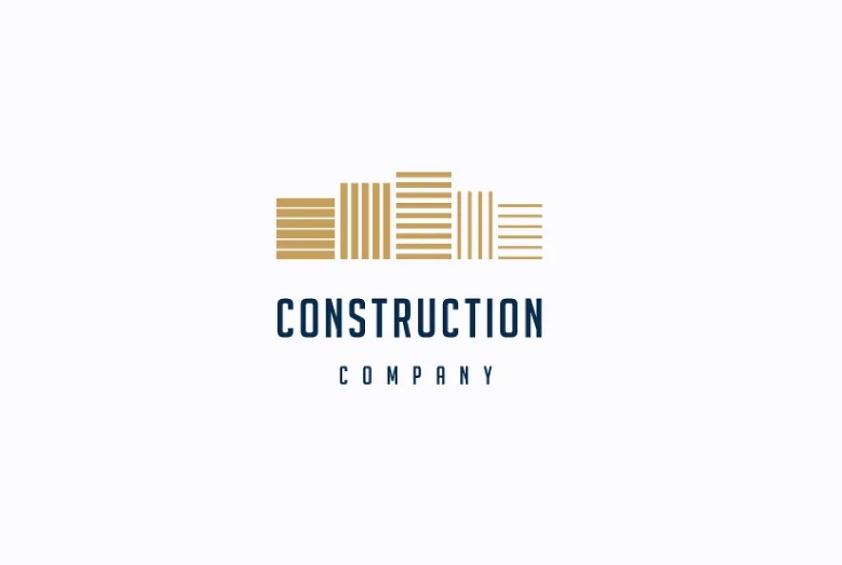 Creative Construction Logo Design