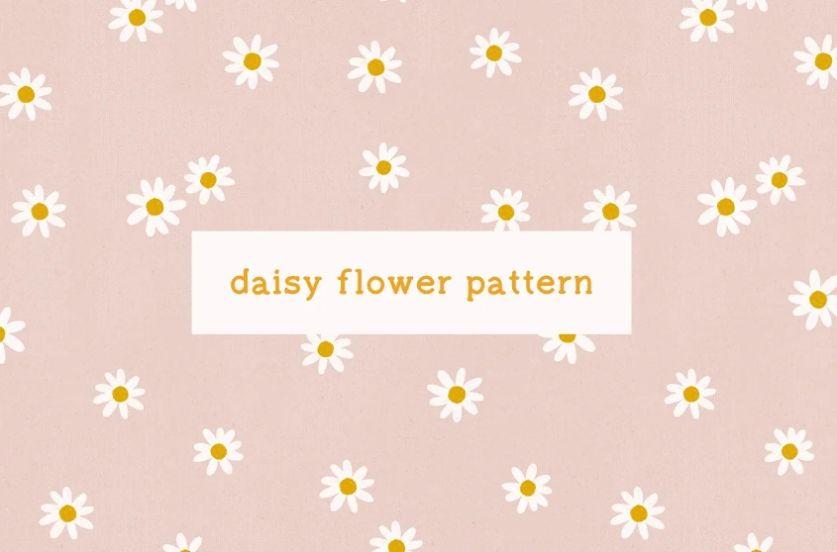 Creative Daisy Flower Patterns