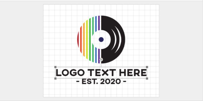 Creative Disc Logo Design