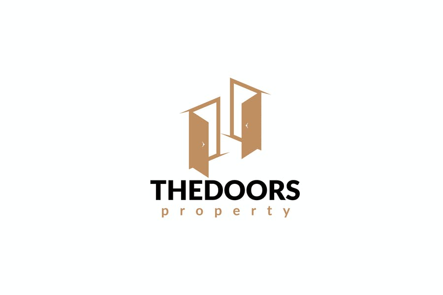 Creative Door Logo Ideas