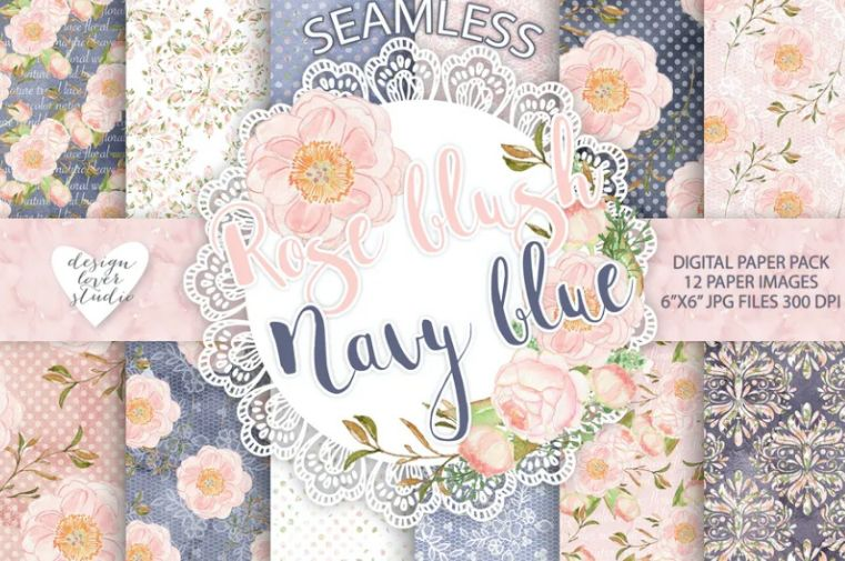 Creative Flowers Background Design
