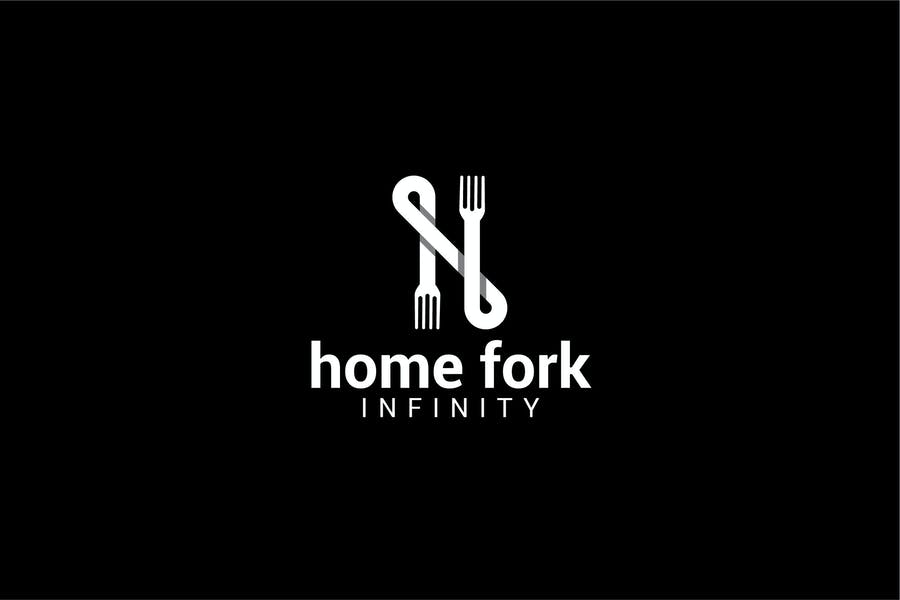 Creative Fork Identity Design