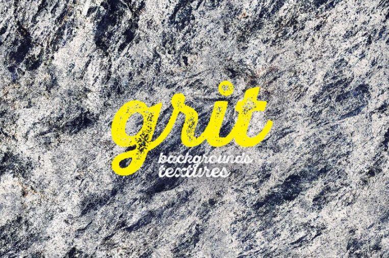 Creative Grit Background Design