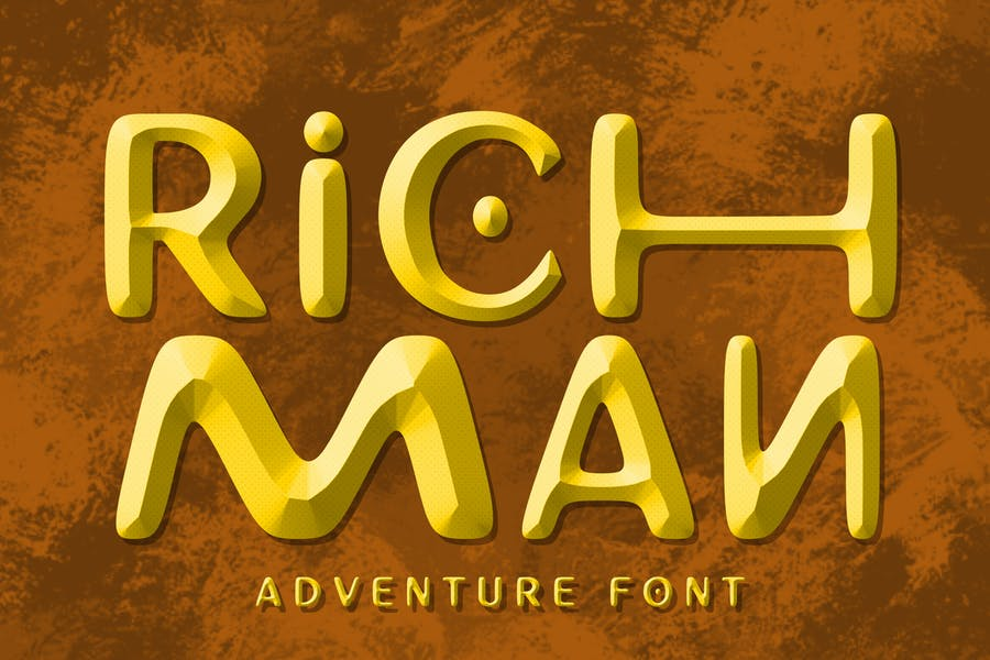 Creative Poster Fonts