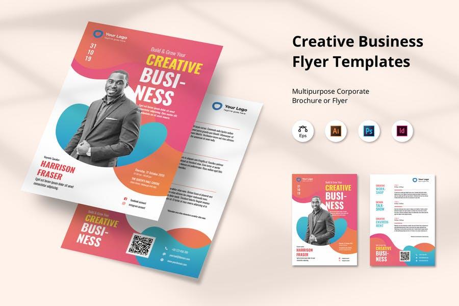 Creative Seminar Flyer Templates