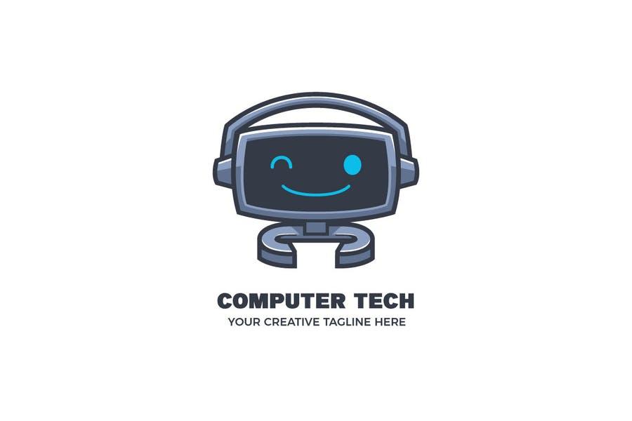 Creative Tech Logo Design