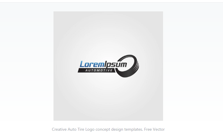 Creative Tire Logo Designs