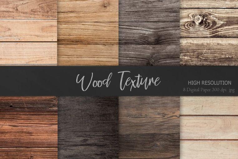 Creative Wood Floor Textures