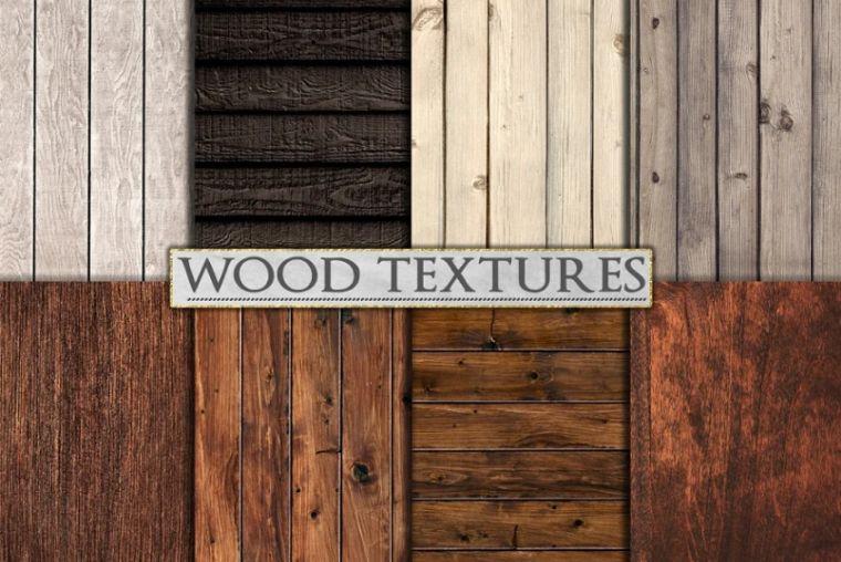 Creative Wood Planks Background
