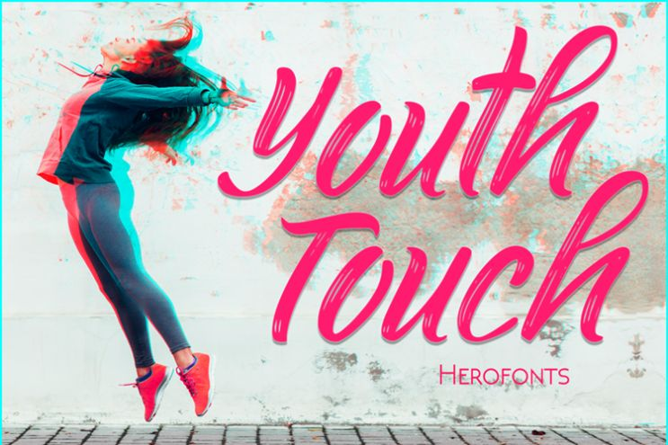 Creative Youth Style Fonts
