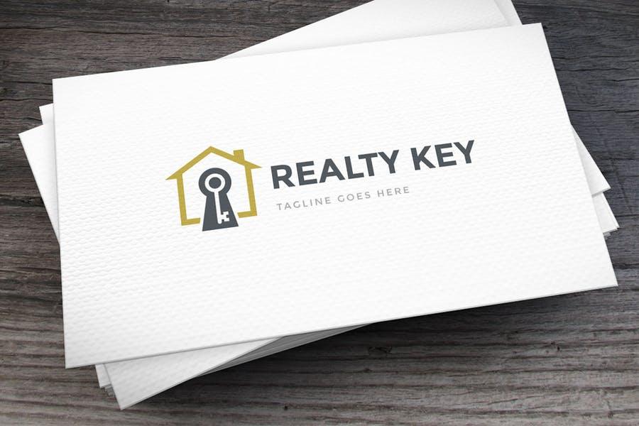Creative Door Logo Identity