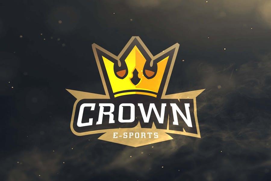 Crown Logo for E Sports