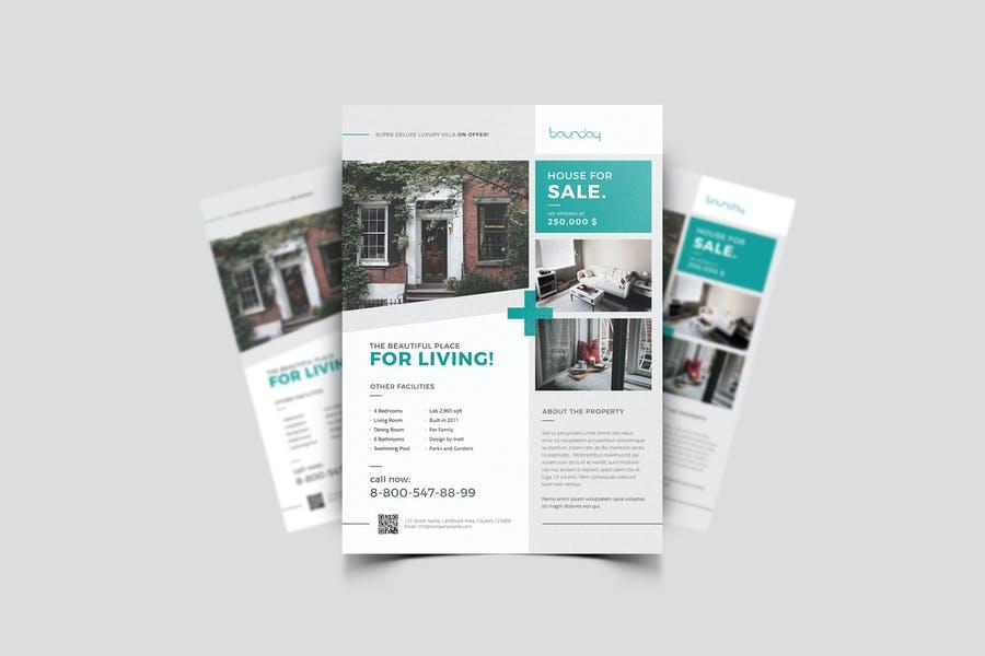 Customizable House Flyer Template