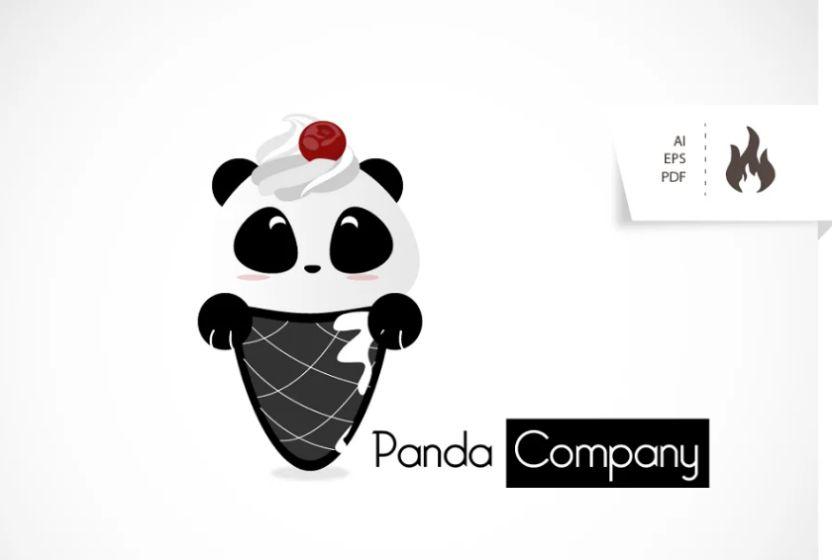 Cute Logo Identity for Company