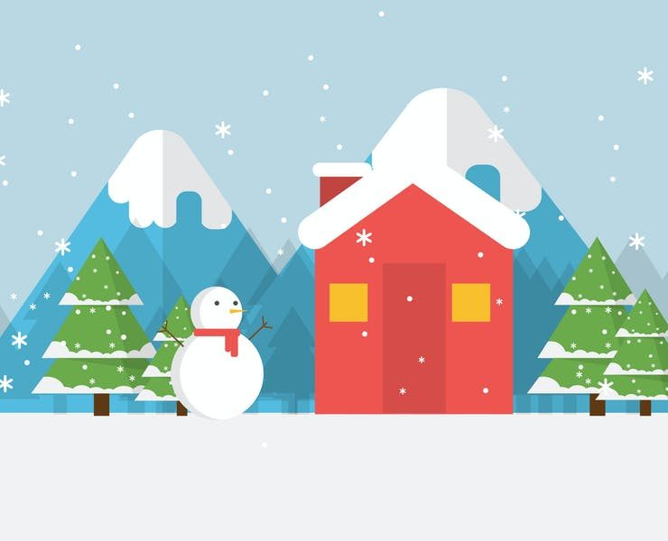21+ Best Winter Backgrounds PNG and JPG Download