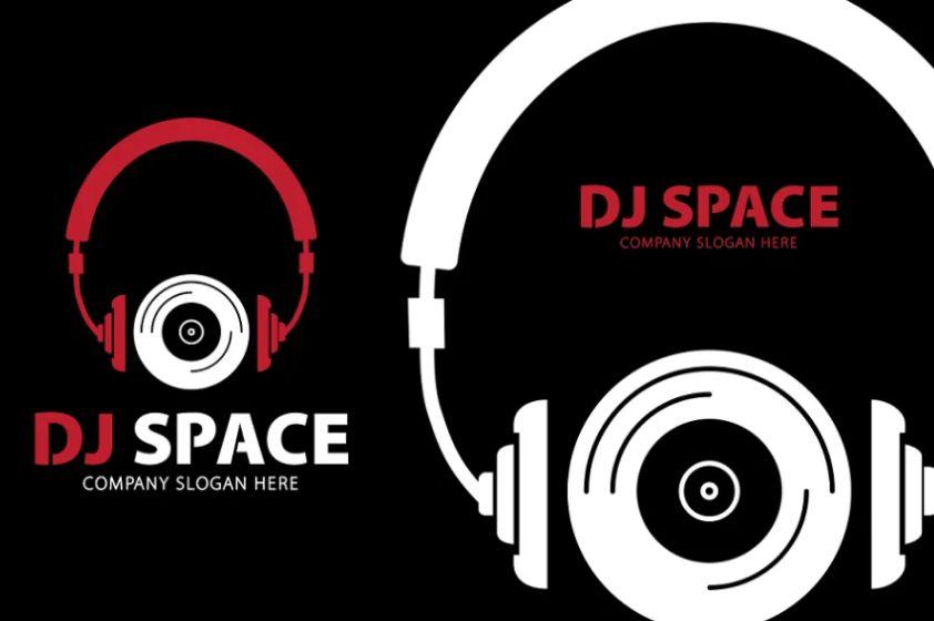 DJ Space Identity Designs