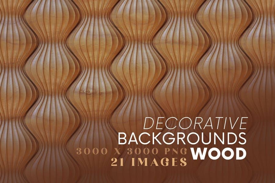 decorative wood backgrounds